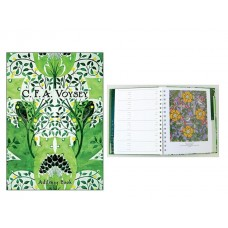 Deluxe Decorative Address Book - Charles Voysey