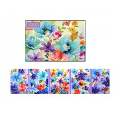Decorative Note Cards - Beautiful Blooms
