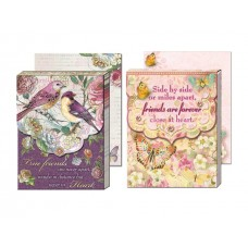 Gem Notepads by Punch Studio - Inspirational Words - True Friendship