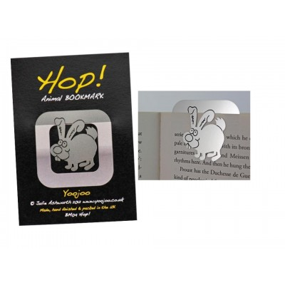 Animal Bookmark Clip Bunny Rabbit - Hop