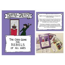 Suffragettes Card Game – Suffra-Greats!