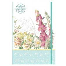 Decorative A5 Flex Bound Notebook - Edwardian Lady Midsummer Bloom
