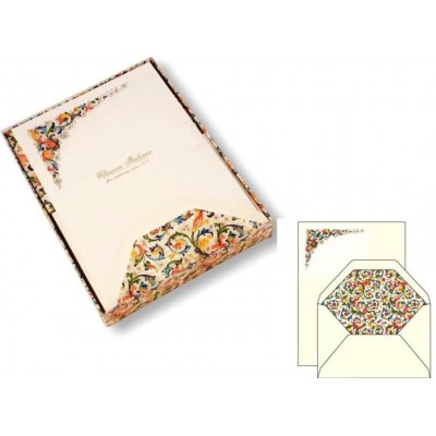 Luxury Italian Writing Paper Set - Florentine Classic