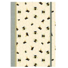 Decorative A5 Flex Bound Notebook - Busy Bees Design