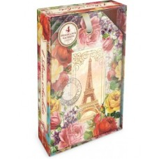 Decorative Scented Sachet - Paris Rose Design by Punch Studio - Rose Fragrance