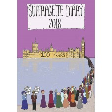 Week To View Diary 2018 – Suffragette Design