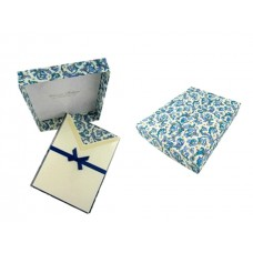 Luxury Italian Writing Paper Set - Florentine Blue