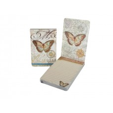Butterfly Flip Notepad by Punch Studio