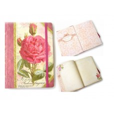 Decorative Rose Punch Studio Journal