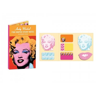 Andy Warhol Marilyn Monroe Sticky Notes