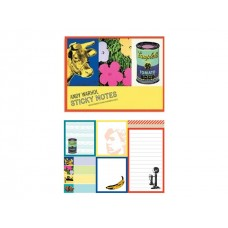Andy Warhol Greatest Hits Sticky Notes