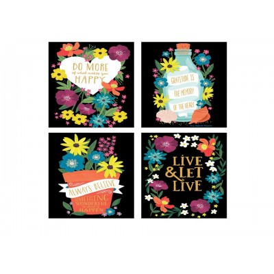 Decorative Notecards - Look On The Bright Side
