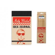 Andy Warhol Decorative Stationery Set